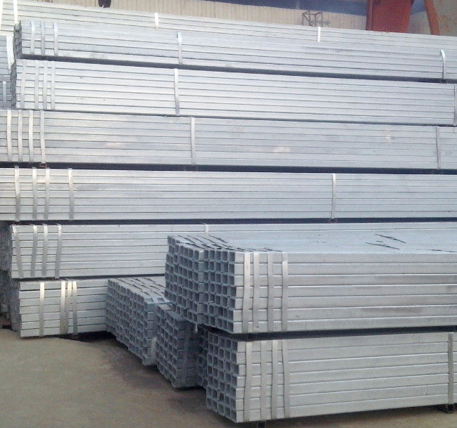 Carbon Hot-DIP Galvanized Square Steel Pipe