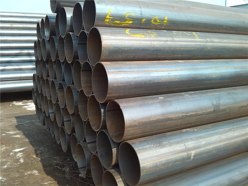Welded Round Scaffolding Carbon Stucture Steel Pipe