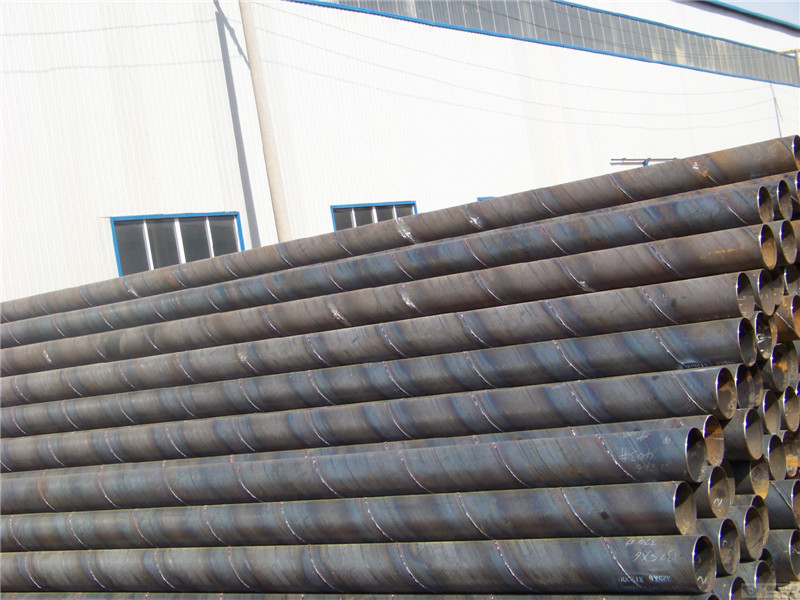 ERW Welded Mild Steel Round Pipe