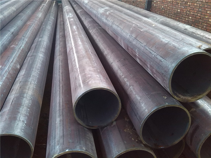 High Quality Round Welded Steel Pipe