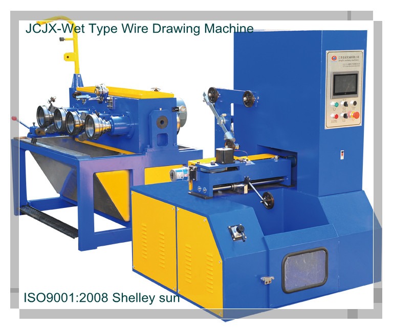 Nickel Alloy Wire Drawing Machine