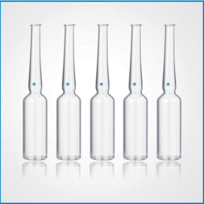 pharmaceutical ampoule glass bottle