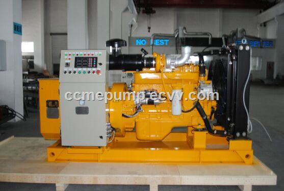 10kw-150kw Cummins Engine Electrical Diesel Generator