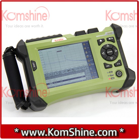 KomShine QX50 All-Fiber Equal to EXFO FTB-1/MAX-715B Fiber Optic OTDR