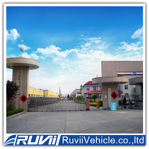 Qingdao Ruvii Vehicle Co., Ltd.