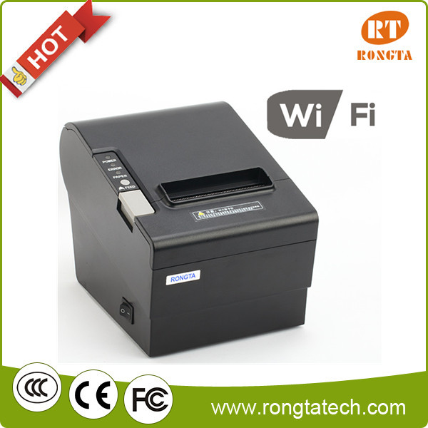wifi thermal printer work with andriod RP80W