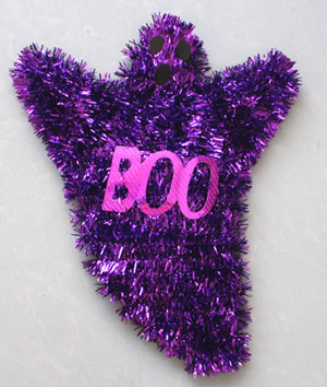 Halloween Decoration Tinsel Garland