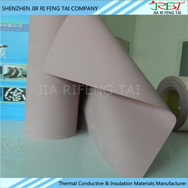 BM900S pink thermal insulasion silicone coated fiberglass cloth