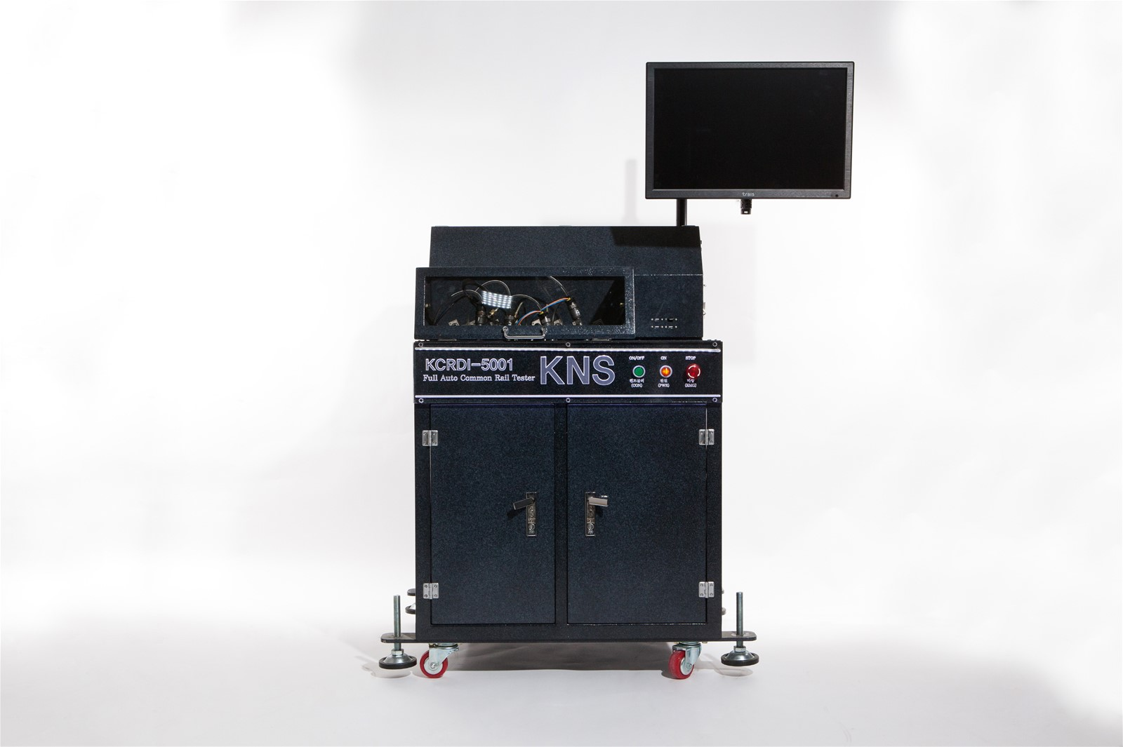 Common Rail Injector Test Bench 'KCRDI-5001' with Flow meter sensor