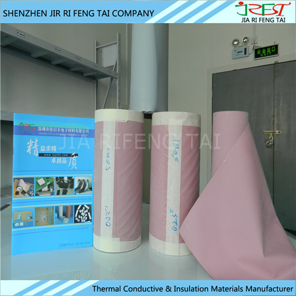 PM120 thermal conductive insulation sil-pad cloth