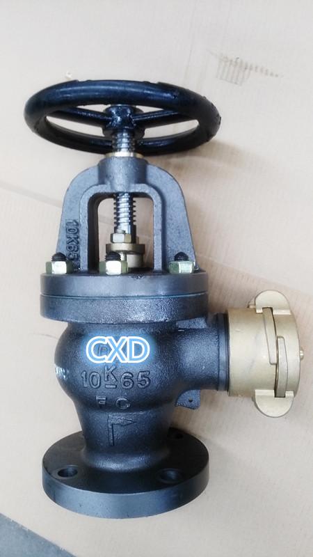 JIS F7333B marine cast iron hose valves purchasing, souring agent ...