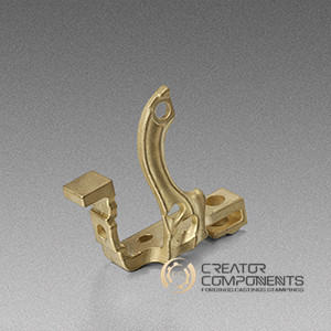 C26000 Yellow Brass Investment Casting Parts