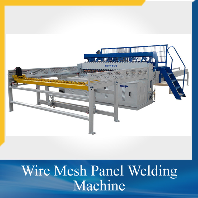 High quality automatic fence mesh welding / welding machine price