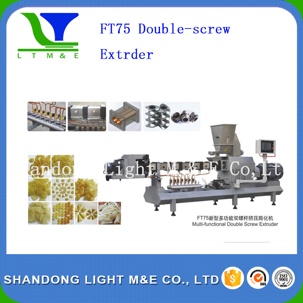 FT75 Double Screw Extruder