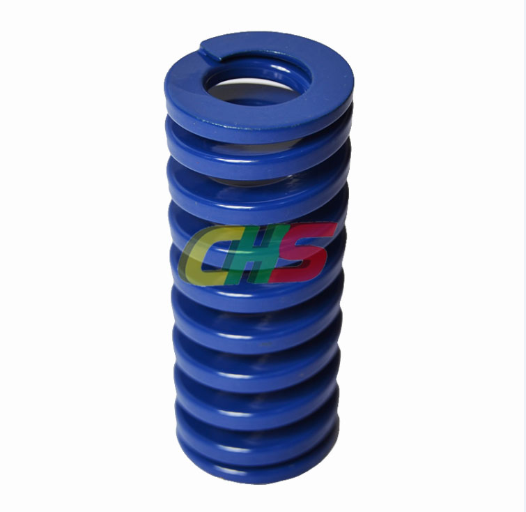 ISO10243 European standard medium duty mold spring CIM (blue)