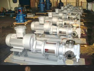 NCB stainless steel high viscosity pump