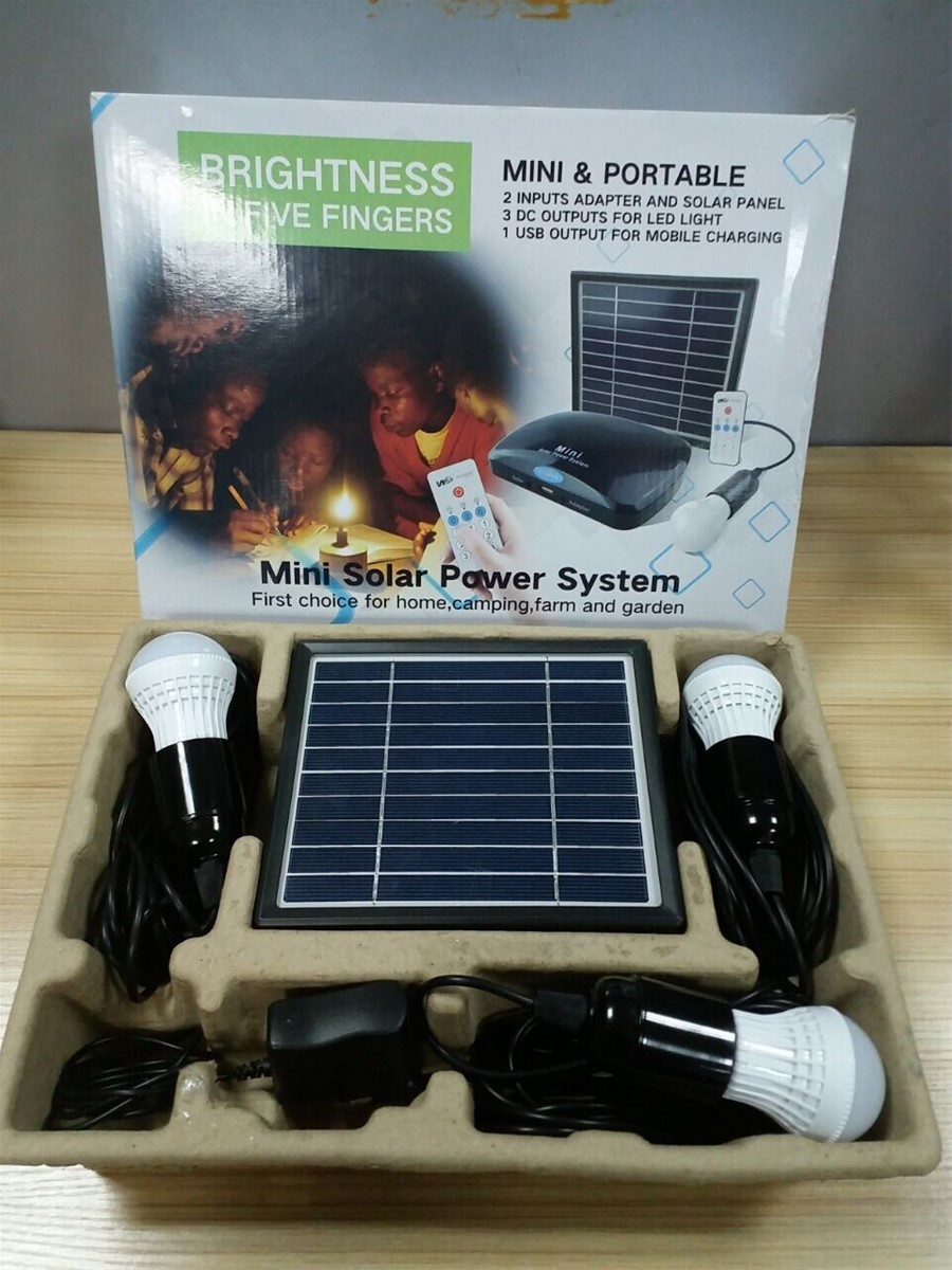 Small Solar Panel Kits For Home | Taraba Home Review