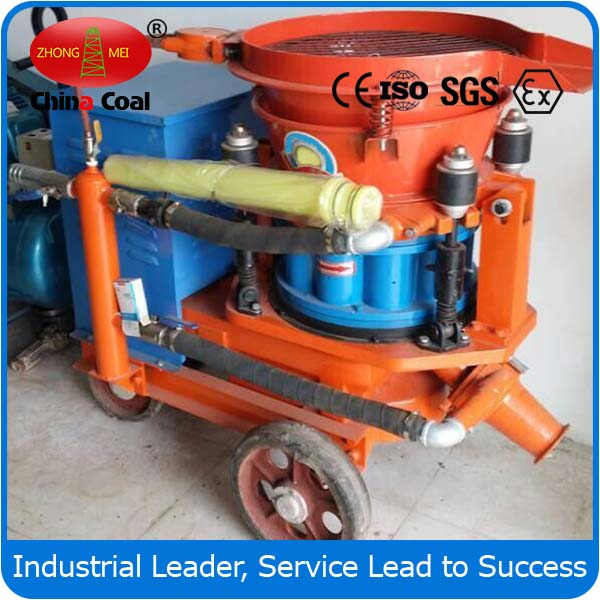 PZ-3  Dry Mix Shotcrete Machine