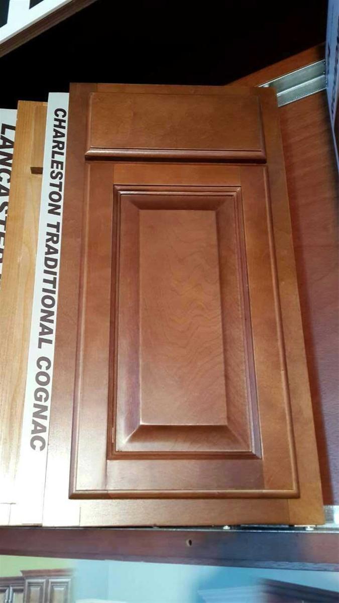 Raised Panel Plywood Door Kitchen Cabinets Veneer Maple ...
