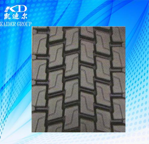 precured tread rubber for tyre retreading