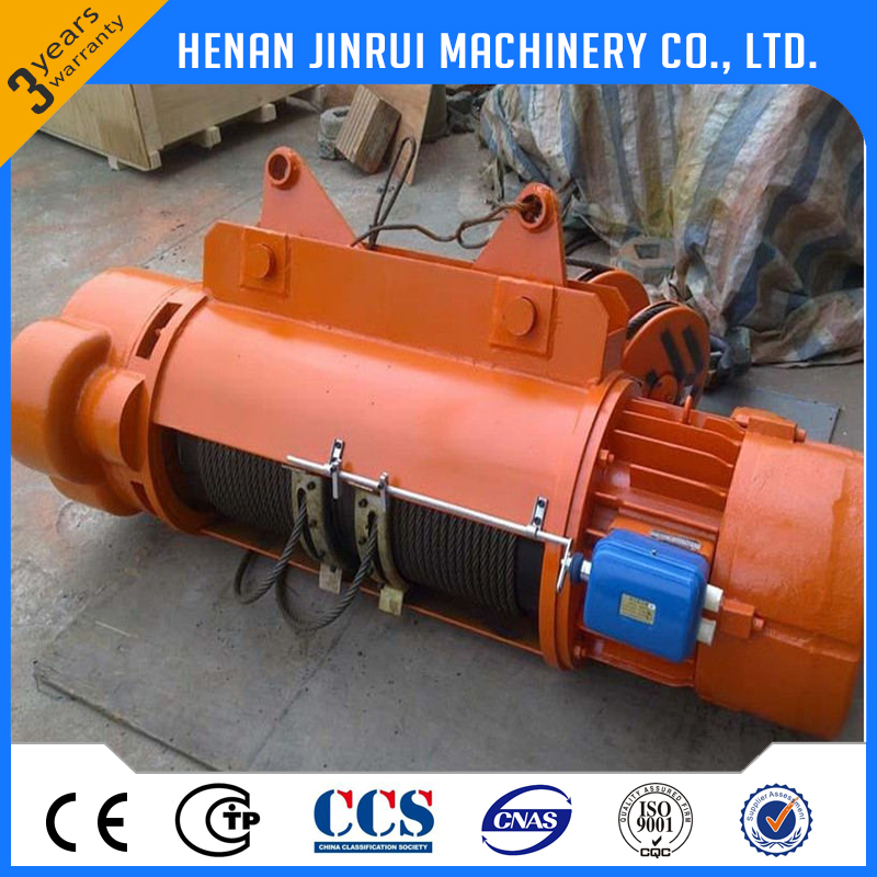 Electric automatic hoist used for crane capacity 1-32t
