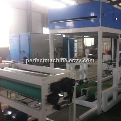 High speed neck paper making machine