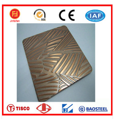 OEM\ODM stainless steel decorative sheet