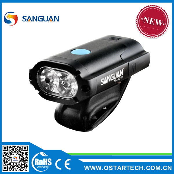 Wholesales Rechargeable Front Bike LED usb rechargeable Light front light rear light