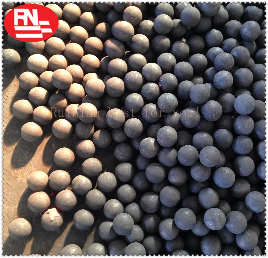 grinding 20-150mm  casted steel balls for ball mill mine  cement