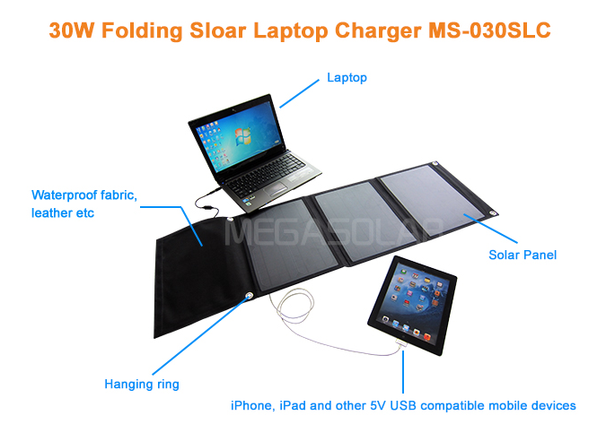 high quality solar charger for laptop with competitive price