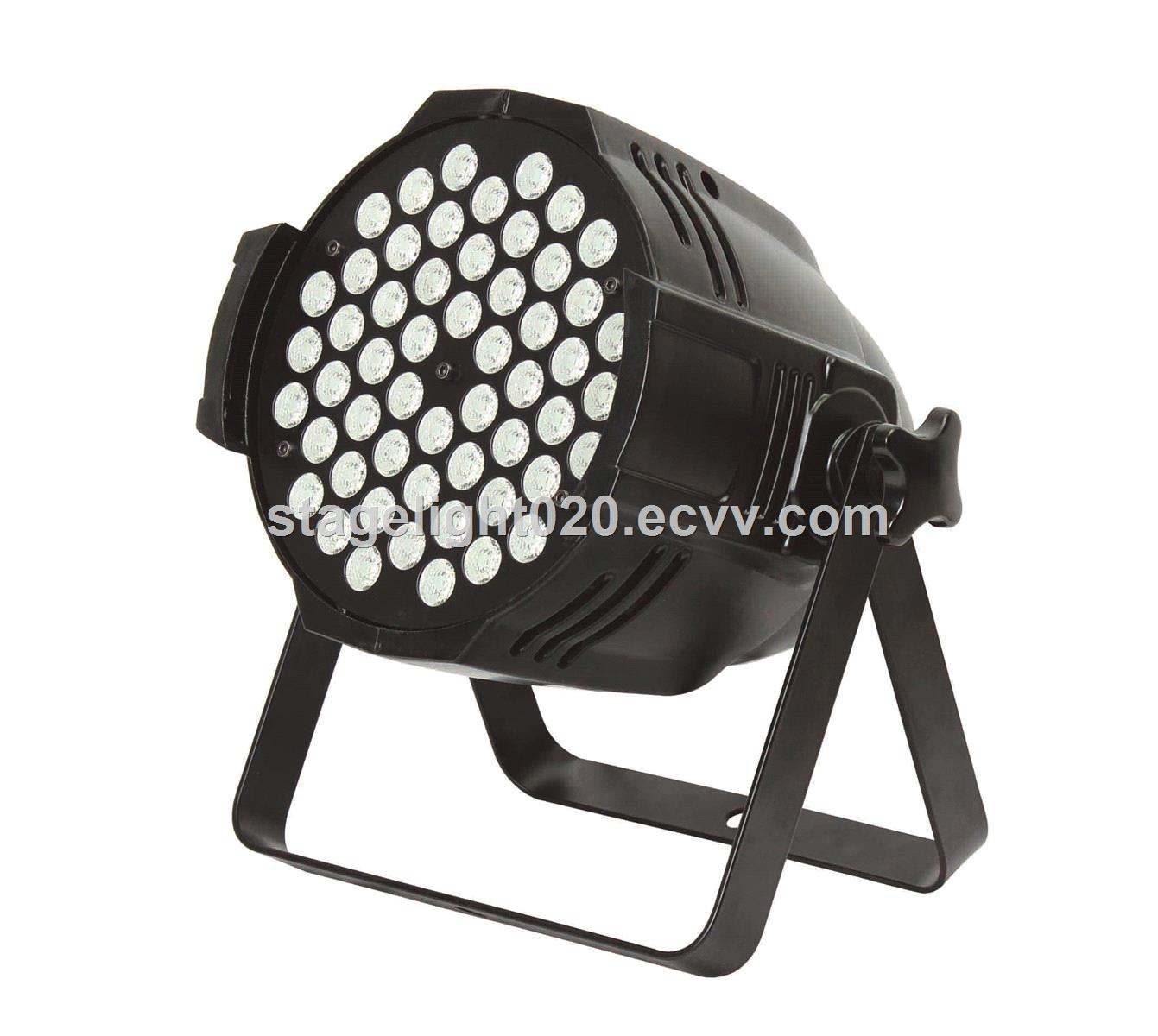 54x3w Warm White LED Par,Church Light,Meeting Room Light,Audio Light,Home LED Light