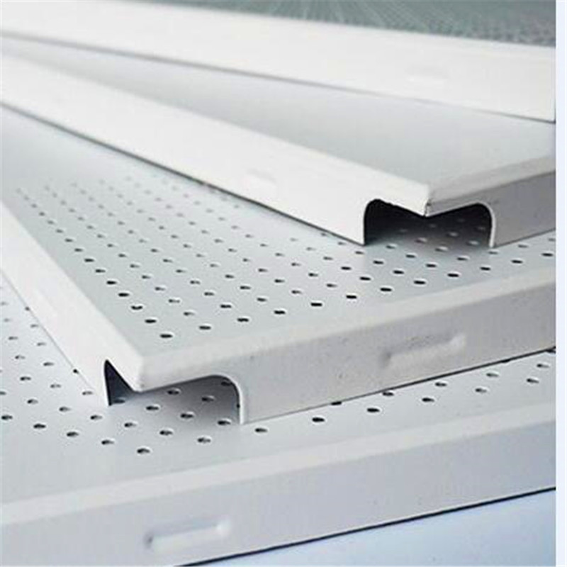 stainless steel /aluminum perforated sheet for ceiling decoration