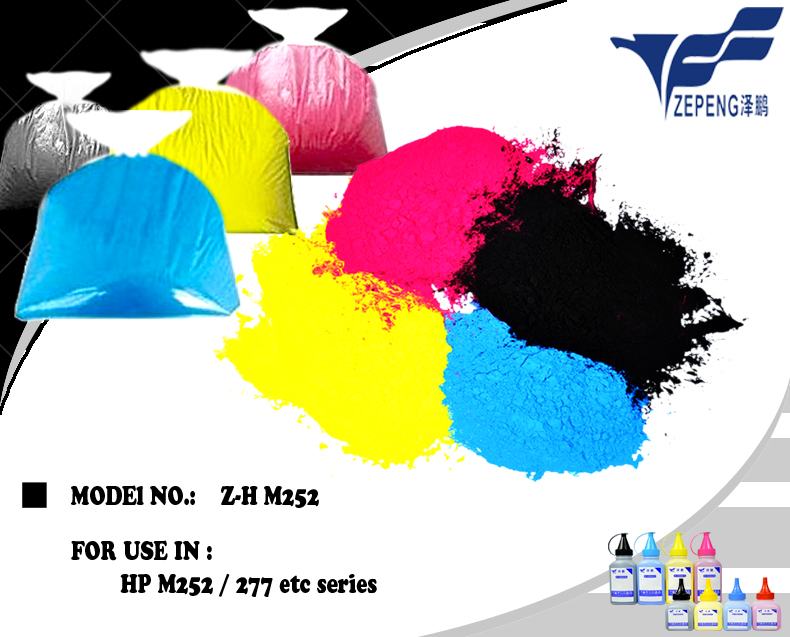 Top 1 Manufacturer Exporter  Selling Colour Printer Bulk Toner Powder