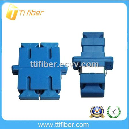 Passive fiber component of SC/UPC multimode duplex Fiber Optic Adapter