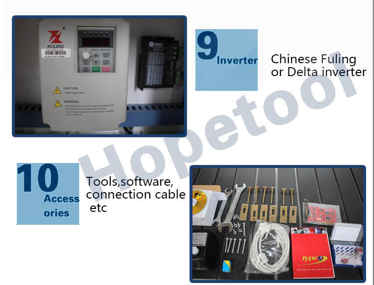 China Great features co2 laser cutting amchine