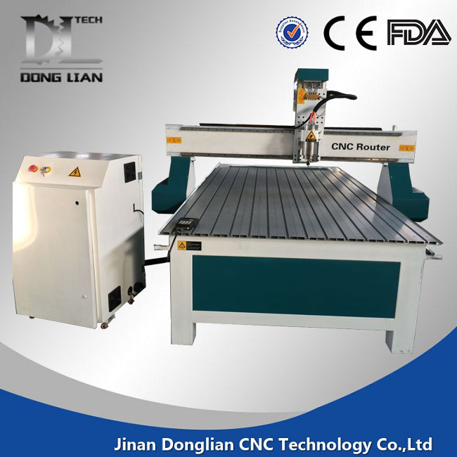 jinan doglian perfect design smart wood cnc router machine with rich auto a11 dsp controller