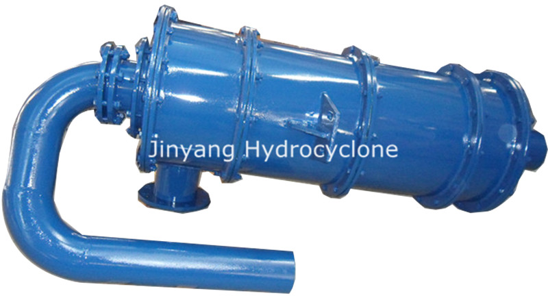 Hydrocyclone separators- Flat bottom hydrocyclone