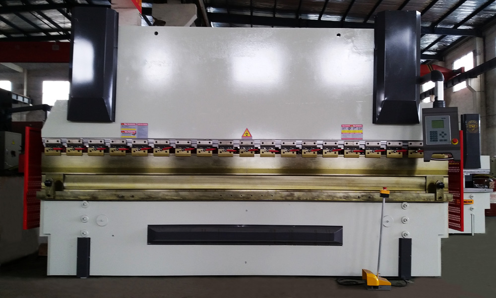WC67Y Series CNC Hydraulic Press Brake Machine from china manufacturer