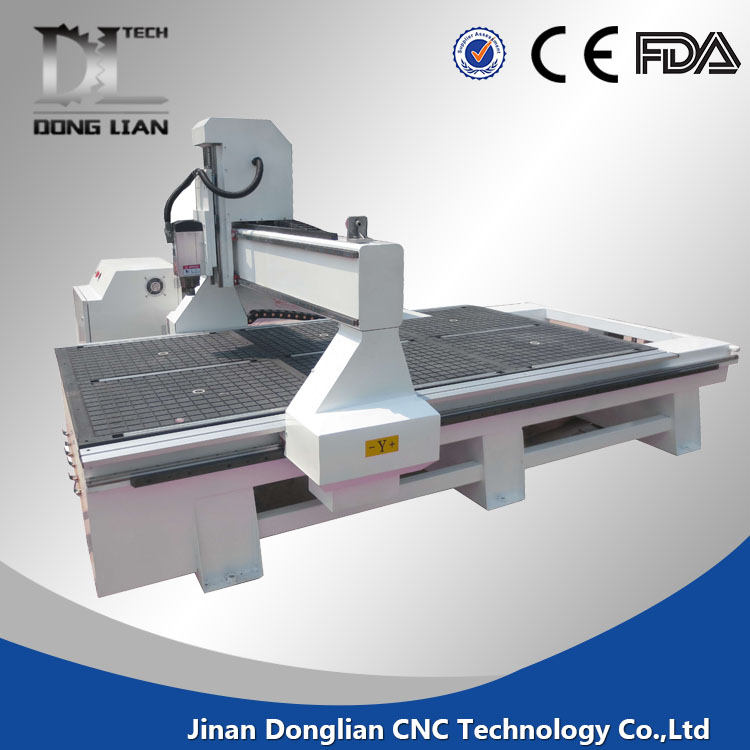 Hot !!! High precision China vacuum or T-slot table DSP control system cnc router for wood