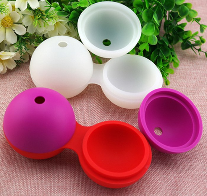 Eco-friendly Silicone ice ball