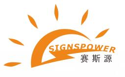 Shenzhen Signspower Electronics.Co., Ltd.