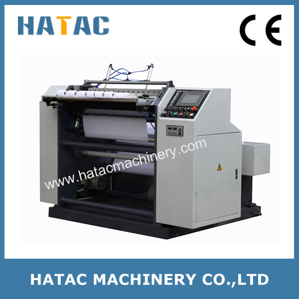 ATM Paper Slitting Rewinding Machine