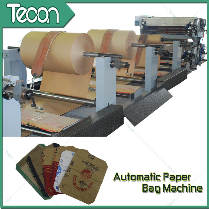 Paper Tube Making Machine PP Film Laminated