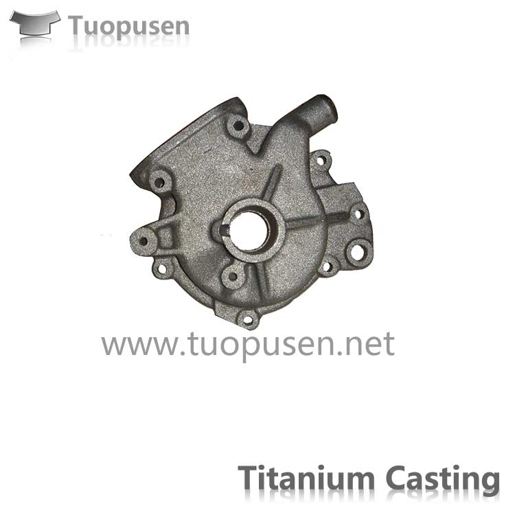 Titanium & Titanium Alloy Investment Casting Parts