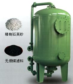 pure water treatment system activated carbon water filter