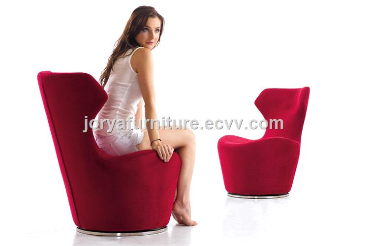 Modern Style Leisure Chair Fabric Chair Leather Chair Microfiber Chair Single-Seat Office Chair