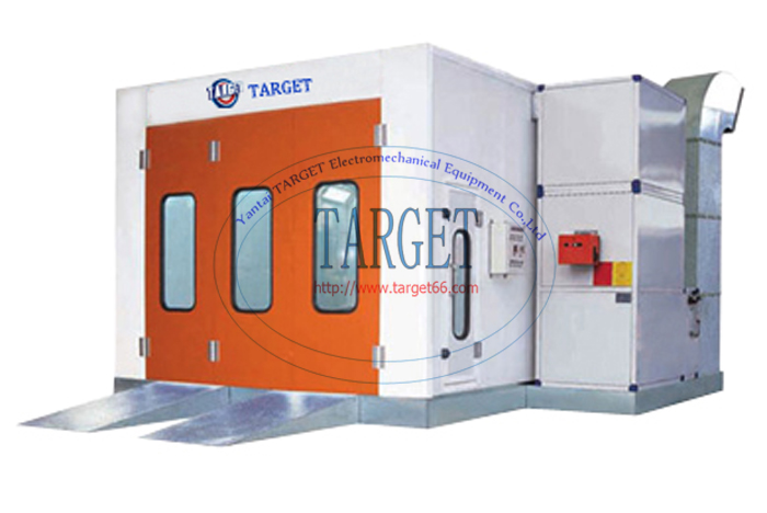 Good Price Water Based Car Body Spray Paint Booth/Auto Paint Spray Booth