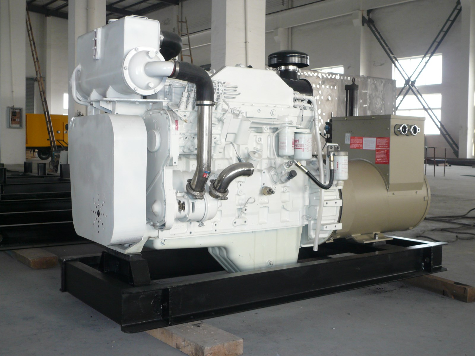 6LTAA8 9 Cummins marine genset for Sale purchasing souring agent