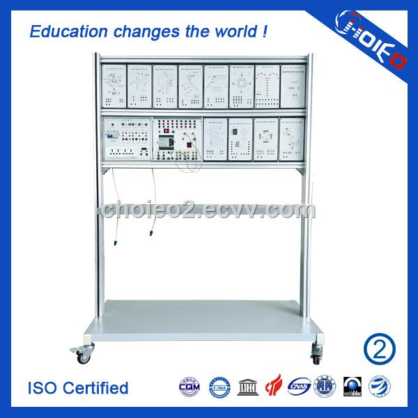 Programmable Logic Controller Trainer I,PLC Educational Teaching Trainer