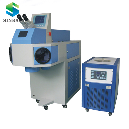 China jewelry laser welding machine
